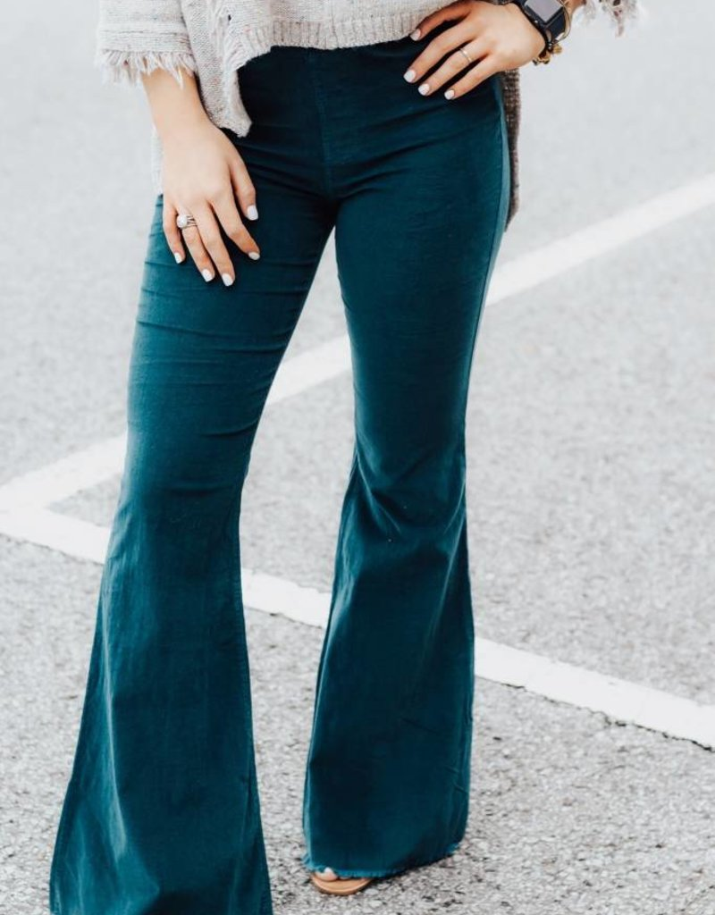LUXE Living the Dream Bell Bottom Pant