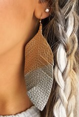 LUXE Making Moves Statement Earring