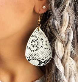 LUXE Need It Now Statement Earring