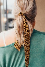 LUXE Getaway With Me Leopard Hair Scarf