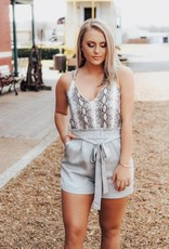 LUXE Simply Cinched Waist Short