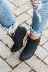 LUXE Get This Going Wedge Bootie