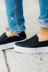 LUXE Bold Step Platform Sneaker