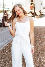 LUXE Suddenly It's Summer Jumpsuit