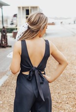 LUXE Near To My Heart Jumpsuit