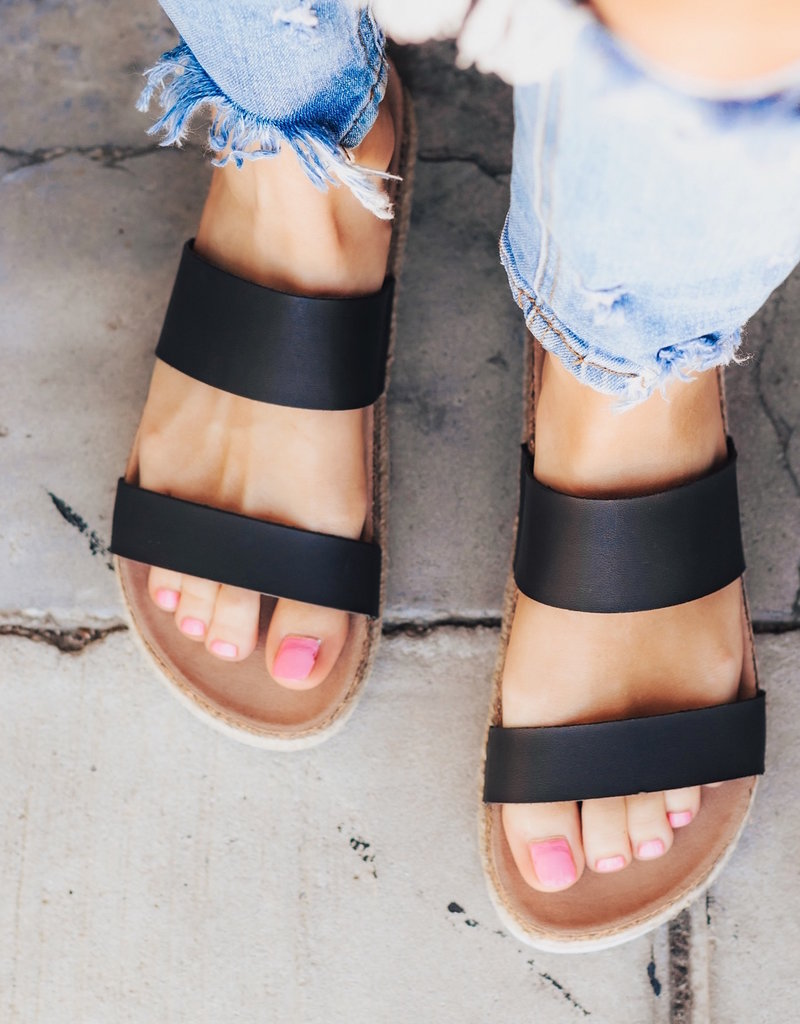 CHINESE LAUNDRY Double Play Sandal