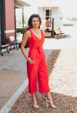 LUXE I'll Always Pick You Jumpsuit