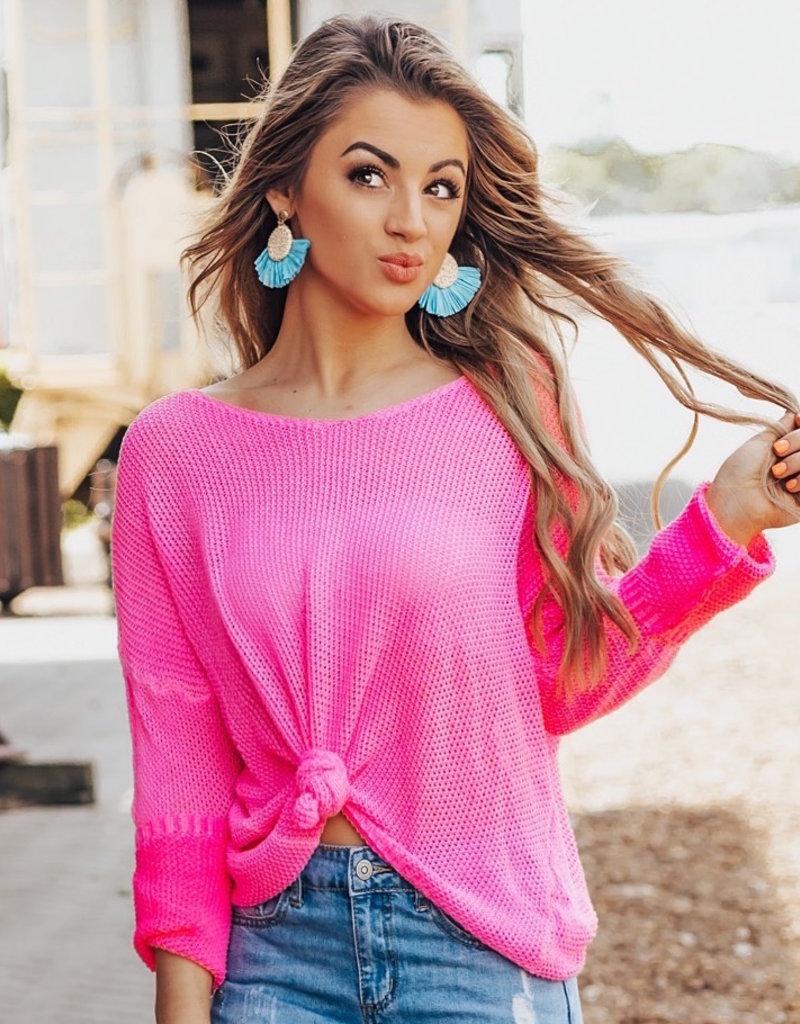 LUXE Bring The Fun Sweater
