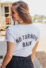 """LUXE """"No Turning Back"""" Graphic Tee"""