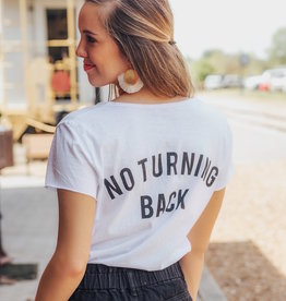 "LUXE ""No Turning Back"" Graphic Tee"