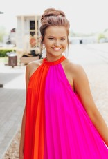 LUXE It's Love At First Sight Dress