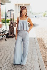 LUXE Cherished Dreams Wide Leg Pant