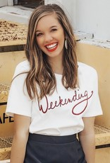 "LUXE ""Weekend"" Graphic Tee"