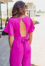 LUXE Crazy For Your Love Jumpsuitf