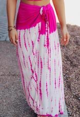 LUXE Meet Me By The Beach Maxi Skirt