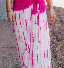 LUXE Meet Me By The Beach Maxi Skirt