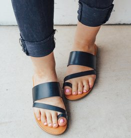LUXE Going For Now Strappy Sandal