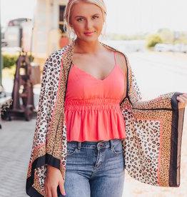 LAYNEE & LEE Wild About Summer Kimono
