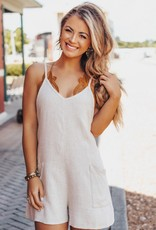 LUXE Treat You Better Romper