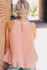 LUXE Whisked Away Halter Tank