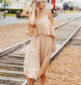 LUXE Attention To Detail Jumpsuit