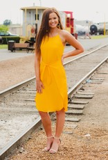 LUXE High Standards Midi Dress