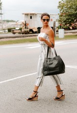 LUXE Of Another Kind Striped Jumpsuit