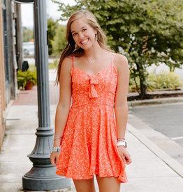 LUXE Seek + Find Mini Dress
