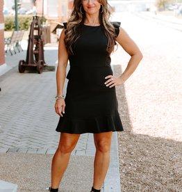 LAYNEE & LEE She's A Legend Black Dress