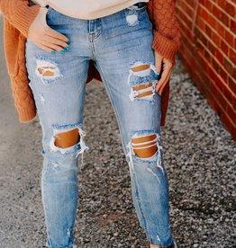 LUXE A Weekend Away Boyfriend Jeans