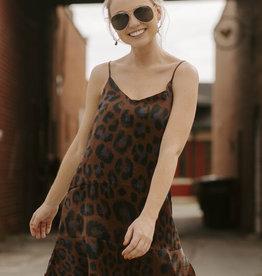 LUXE Boldest Babe Cheetah Dress