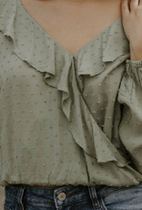 LUXE The Perfect Match Blouse