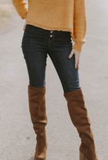 LUXE Mention Chesnut Knee High Boots