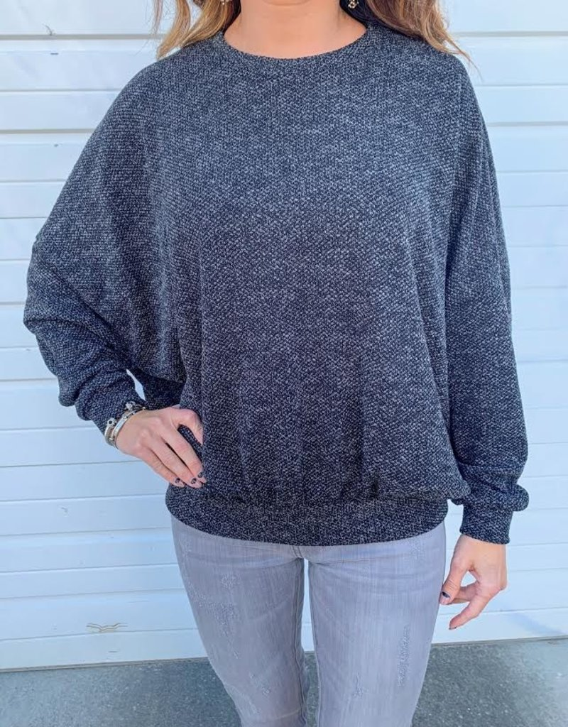 LUXE Just One Love Sweater