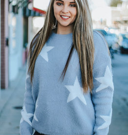 LUXE Seeing Stars Sweater