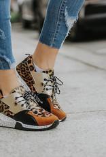 LUXE Cheetah Sneakers