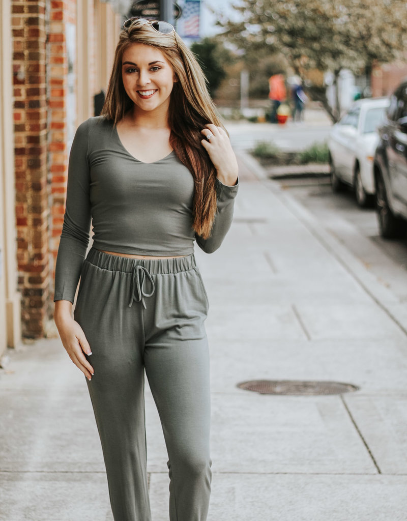 LUXE Cozy All Day Joggers