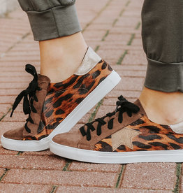 LUXE CoCo Cheetah Sneakers