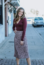 LUXE Magical Midi Skirt