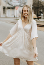 LUXE Beauty Within Babydoll Dress