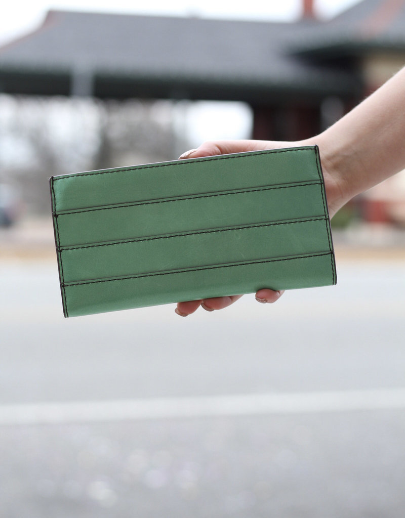 HOBO Mint Rail Wallet