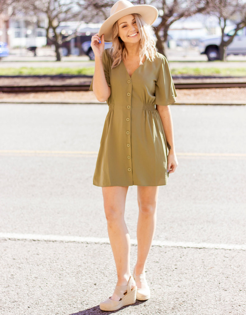 LUXE Enjoy The Days Together Dress