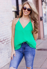 LUXE Georgeous Dreams Emerald Tank