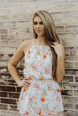 LUXE You Took My Heart Floral Dress