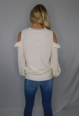 LUXE Won't Slow Down Sweater