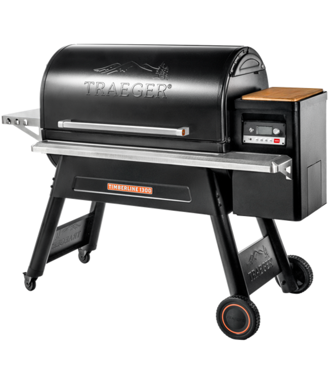 Traeger Wood Fire Grill TRAEGER TIMBERLINE 1300 PELLET GRILL