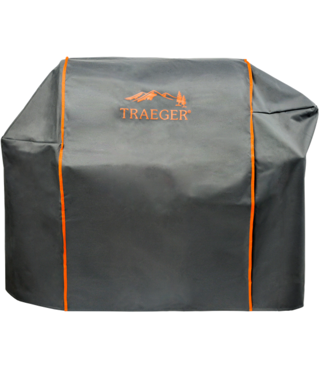 Traeger Wood Fire Grill Traeger Timberline 1300 Full Length Grill Cover bac360