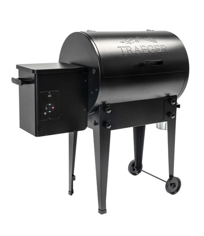 Traeger Wood Fire Grill TAILGATER PELLET GRILL