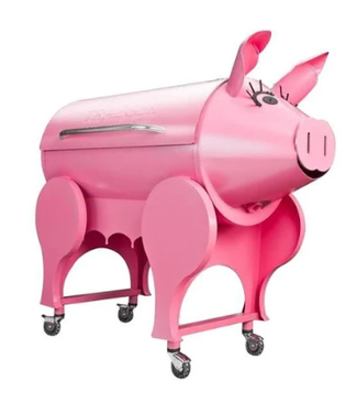Traeger Wood Fire Grill LIL' PIG PELLET GRILL