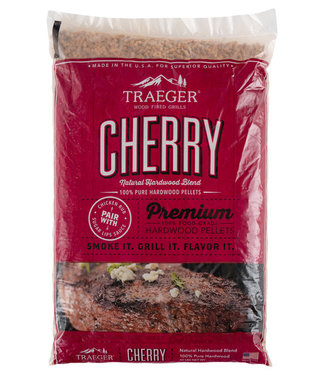 Traeger Wood Fire Grill Traeger CHERRY BBQ WOOD PELLETS